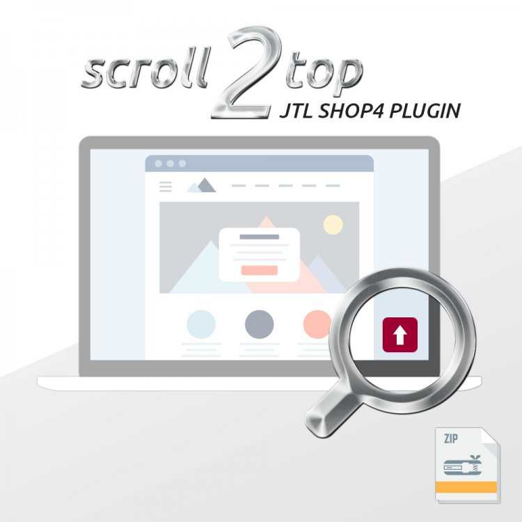 Scroll to Top Button Plugin ohne Installation